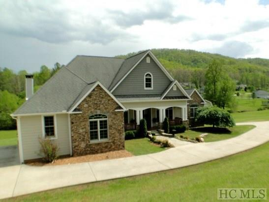 90 Patton Downs Rd, Franklin, NC 28734 (MLS #86166) :: Lake Toxaway Realty Co