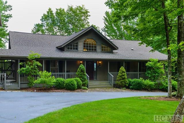 154 Panther Ridge Road, Lake Toxaway, NC 28747 (MLS #86248) :: Lake Toxaway Realty Co