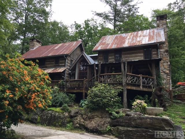 4343 Flat Mountain Road, Highlands, NC 28741 (MLS #86253) :: Berkshire Hathaway HomeServices Meadows Mountain Realty