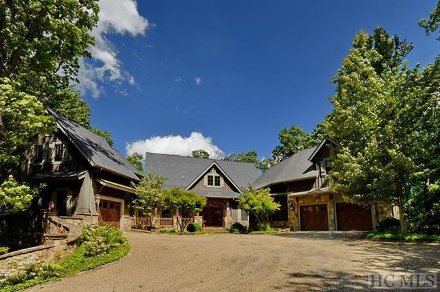 96 Fern Lane, Glenville, NC 28736 (MLS #86270) :: Berkshire Hathaway HomeServices Meadows Mountain Realty