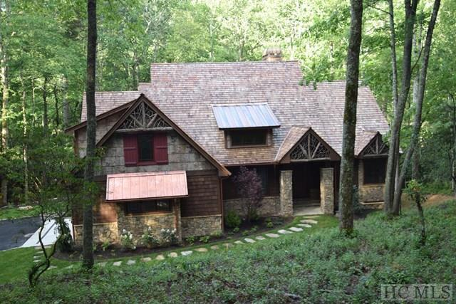 175 Fly Fishing Lane, Cashiers, NC 28717 (MLS #86304) :: Berkshire Hathaway HomeServices Meadows Mountain Realty