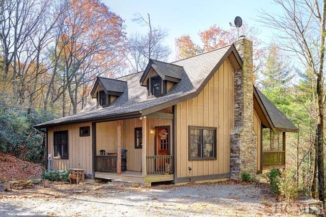 429 Chestnut Ridge Road, Highlands, NC 28741 (MLS #86326) :: Berkshire Hathaway HomeServices Meadows Mountain Realty
