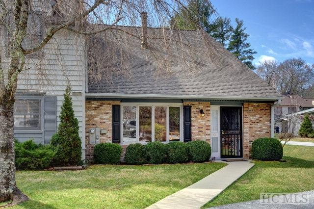 711 Horse Cove Road C-1, Highlands, NC 28741 (MLS #86329) :: Berkshire Hathaway HomeServices Meadows Mountain Realty