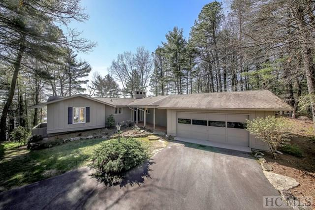 64 Indian Trace, Lake Toxaway, NC 28747 (MLS #86332) :: Lake Toxaway Realty Co