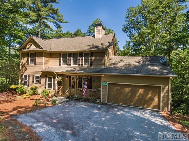 252 Woods Summit Lane, Cashiers, NC 28717 (MLS #86342) :: Lake Toxaway Realty Co
