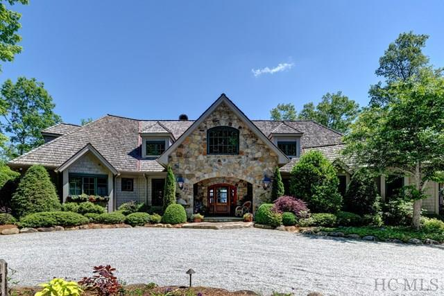978 West Rochester Drive, Cashiers, NC 28717 (MLS #86345) :: Lake Toxaway Realty Co