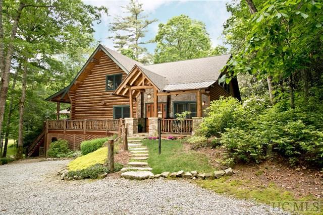 241 Leeward Lane, Cullowhee, NC 28723 (MLS #86444) :: Landmark Realty Group