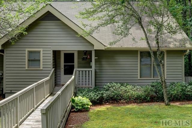 30 Dwarf Mountain Road #25, Sapphire, NC 28774 (MLS #86467) :: Berkshire Hathaway HomeServices Meadows Mountain Realty