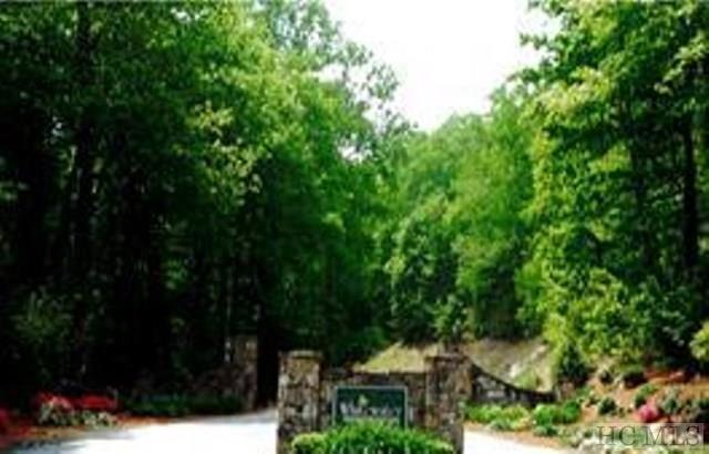 lot 11Rv Whitewater Ridge Road, Sapphire, NC 28774 (MLS #86477) :: Lake Toxaway Realty Co