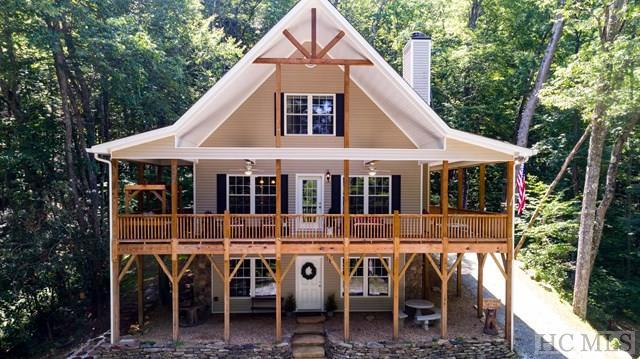 194 Bluebird Lane, Glenville, NC 28717 (MLS #86494) :: Lake Toxaway Realty Co