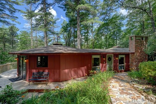 135 Decoy Ridge, Cashiers, NC 28717 (MLS #86495) :: Lake Toxaway Realty Co