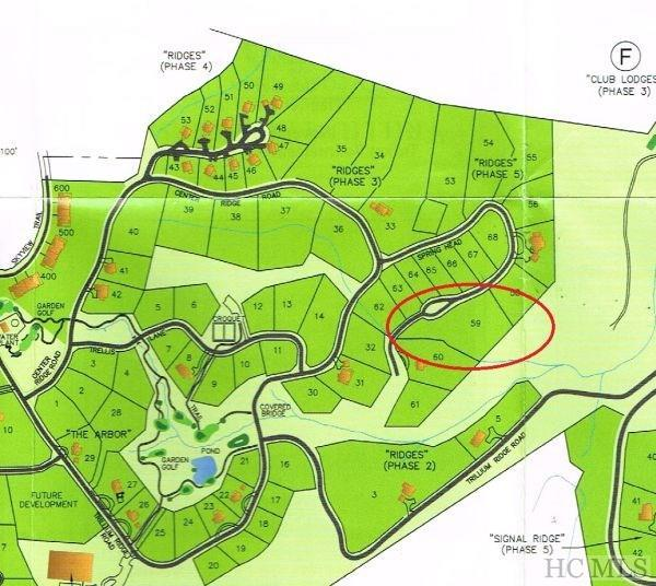 Lot #59 Springhead Trail, Cullowhee, NC 28723 (MLS #86512) :: Landmark Realty Group