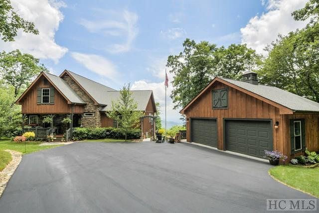 219 Falcon Ridge Road, Sapphire, NC 28774 (MLS #86530) :: Berkshire Hathaway HomeServices Meadows Mountain Realty