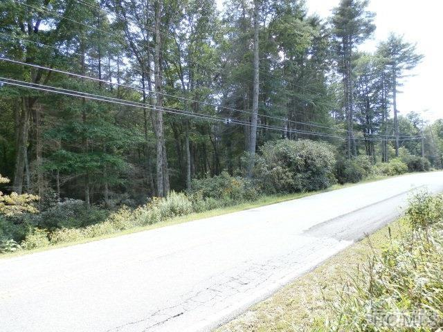 N/A Hwy 64W, Cashiers, NC 28717 (MLS #86537) :: Lake Toxaway Realty Co