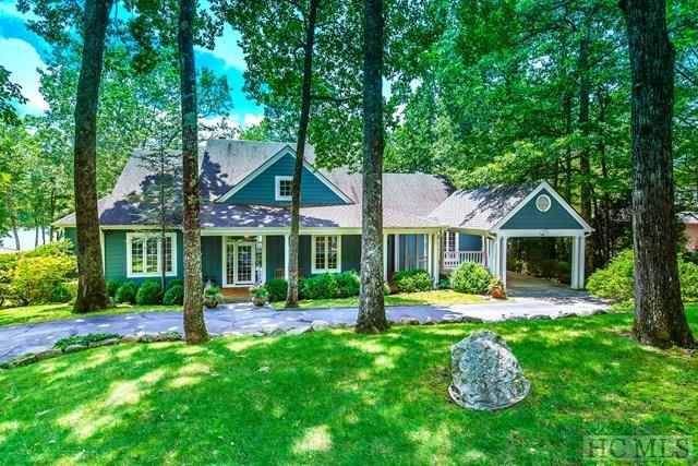 2946 West Club Blvd, Lake Toxaway, NC 28747 (MLS #86549) :: Lake Toxaway Realty Co