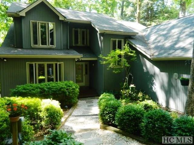 1647 Black Oak Drive, Sapphire, NC 28774 (MLS #86556) :: Landmark Realty Group