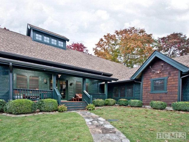 252 Flatwood Branch Trail, Glenville, NC 28736 (MLS #86586) :: Landmark Realty Group