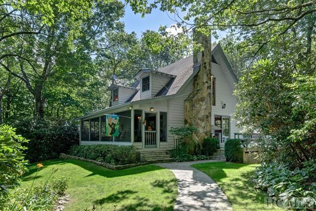 150 Bartram Way, Highlands, NC 28741 (MLS #86600) :: Landmark Realty Group