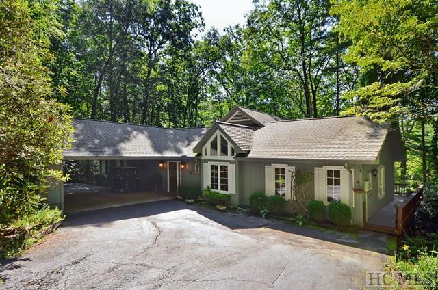 12 Sweetbay Lane, Sapphire, NC 28774 (MLS #86604) :: Landmark Realty Group