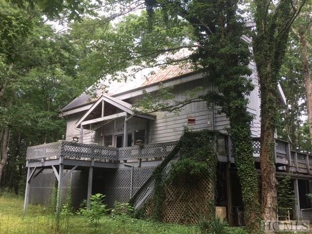 398 Evitt Cemetery Rd, Cashiers, NC 28717 (MLS #86607) :: Landmark Realty Group