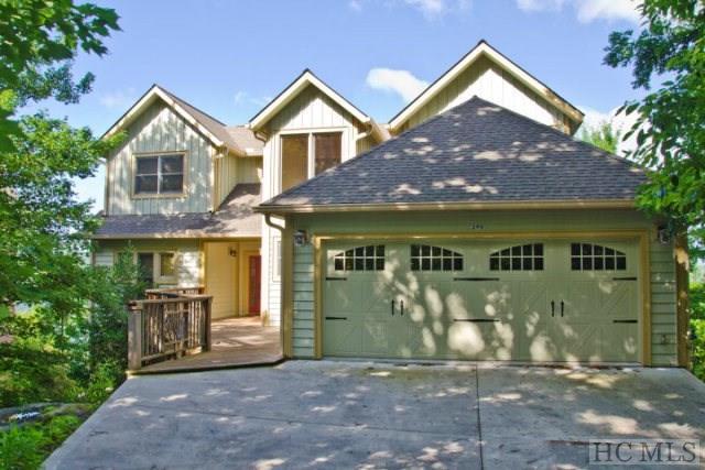 290 Eagle Ridge Road, Sapphire, NC 28774 (MLS #86624) :: Landmark Realty Group