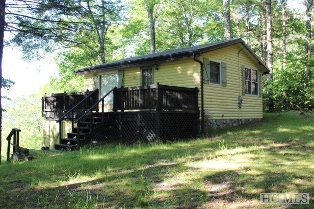 6558 Cullowhee Mountain Road, Cullowhee, NC 28723 (MLS #86626) :: Landmark Realty Group