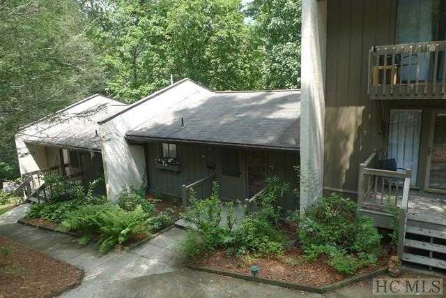 151-#3B Overlook Road 3-B, Sapphire, NC 28774 (MLS #86638) :: Lake Toxaway Realty Co