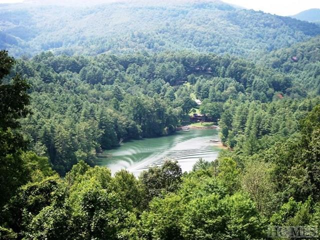 Lot 12 Shephard's Gap, Cullowhee, NC 28723 (MLS #86639) :: Berkshire Hathaway HomeServices Meadows Mountain Realty
