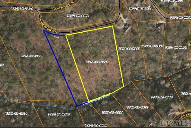 Lt96A/98 Wandering Ridge, Cashiers, NC 28717 (MLS #86655) :: Lake Toxaway Realty Co