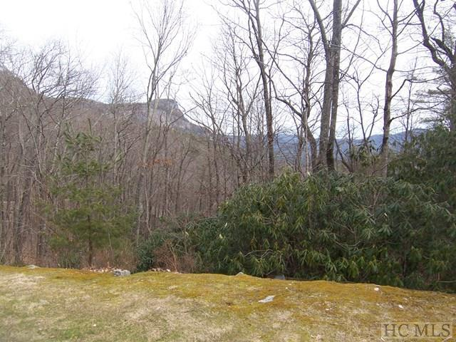Lot 184 Lost Trail, Highlands, NC 28741 (MLS #86660) :: Berkshire Hathaway HomeServices Meadows Mountain Realty