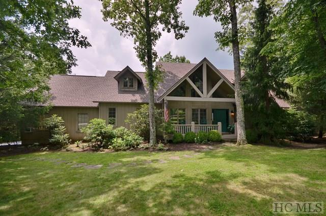 1761 Spring Forest Road, Sapphire, NC 28774 (MLS #86662) :: Berkshire Hathaway HomeServices Meadows Mountain Realty