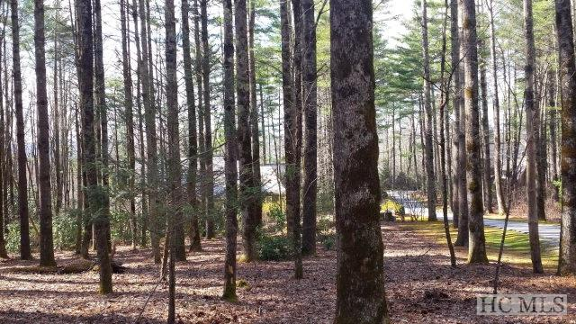 Lot B-6 Courtside Cottage Way, Cashiers, NC 28717 (MLS #86667) :: Berkshire Hathaway HomeServices Meadows Mountain Realty