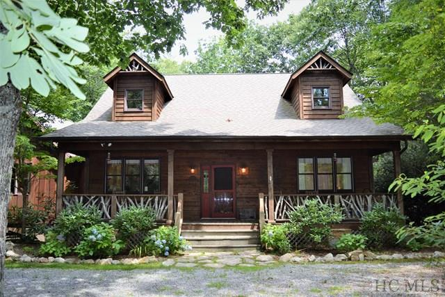 49 Highland Bog Court, Sapphire, NC 28774 (MLS #86683) :: Lake Toxaway Realty Co
