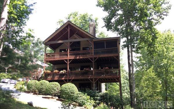 151 Cart Path, Cullowhee, NC 28723 (MLS #86707) :: Berkshire Hathaway HomeServices Meadows Mountain Realty
