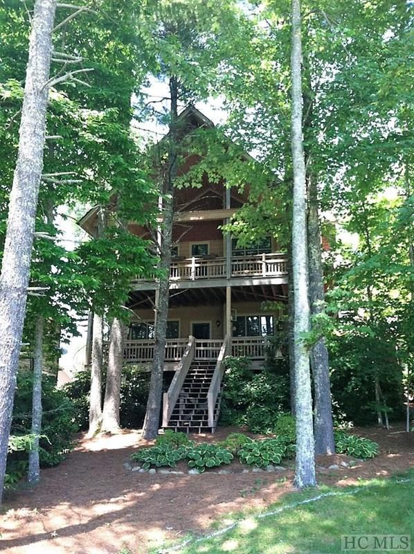60 First Tee Trail 260B, Cashiers, NC 28717 (MLS #86713) :: Lake Toxaway Realty Co