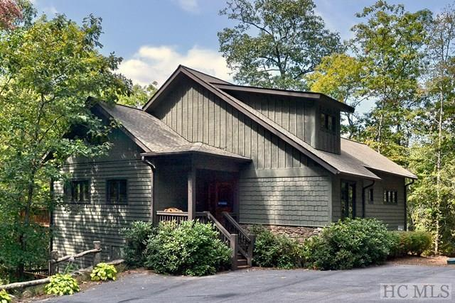 165 Scotch Highlands Loop, Sapphire, NC 28774 (MLS #86717) :: Berkshire Hathaway HomeServices Meadows Mountain Realty