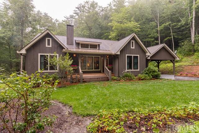 754 Found Forest Road, Cashiers, NC 28717 (MLS #86750) :: Lake Toxaway Realty Co