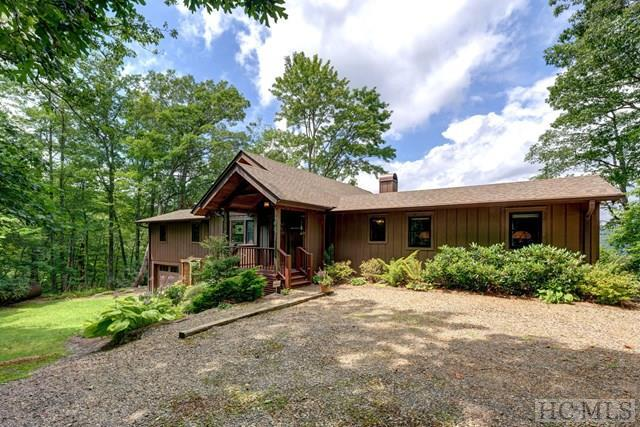 1305 Panther Mountain Road, Highlands, NC 28741 (MLS #86782) :: Lake Toxaway Realty Co
