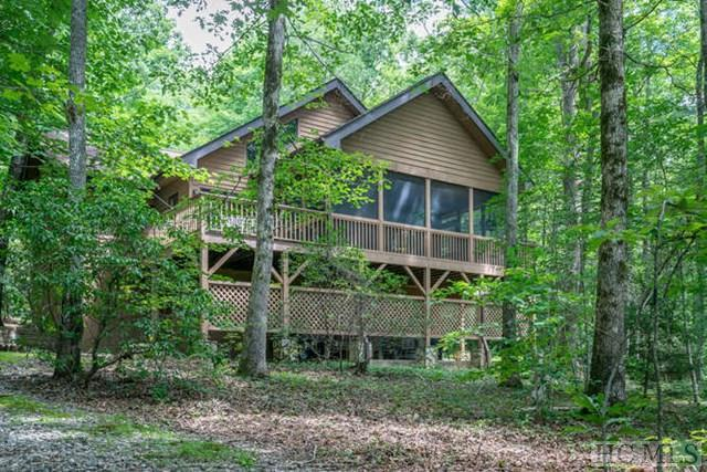 662 Cherokee Point, Lake Toxaway, NC 28747 (MLS #86785) :: Lake Toxaway Realty Co