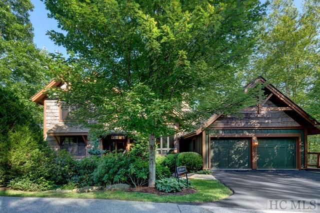 403 Birchwood Drive #403, Highlands, NC 28714 (MLS #86797) :: Lake Toxaway Realty Co