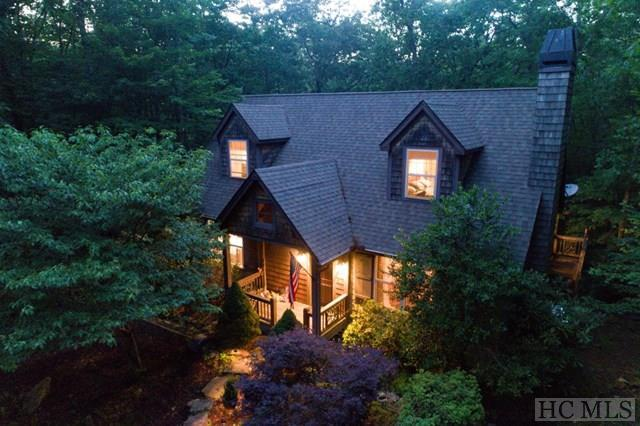 49 Lakeside Falls, Cullowhee, NC 28723 (MLS #86802) :: Landmark Realty Group