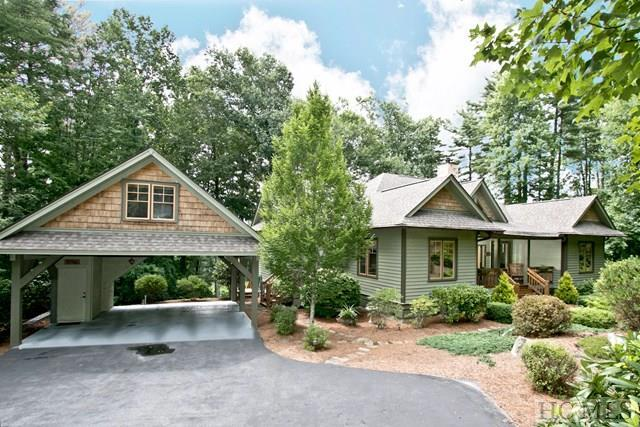 724 Links Drive, Cashiers, NC 28717 (MLS #86814) :: Berkshire Hathaway HomeServices Meadows Mountain Realty