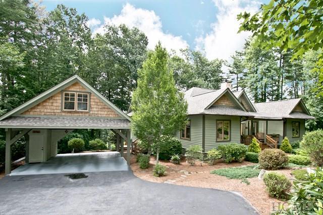 724 Links Drive, Cashiers, NC 28717 (MLS #86814) :: Landmark Realty Group