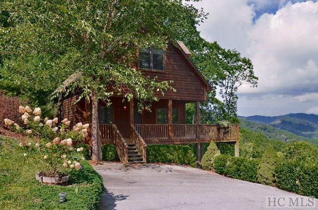 7774 Cullowhee Mountain Road, Cullowhee, NC 28723 (MLS #86843) :: Landmark Realty Group