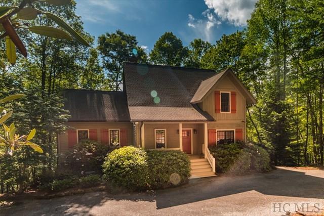 768 Squirrel Hunting Road, Cashiers, NC 28717 (MLS #86851) :: Landmark Realty Group