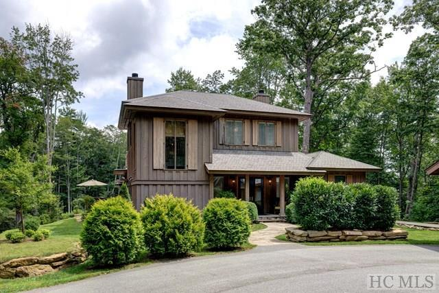 75 High Springs Lane, Cashiers, NC 28717 (MLS #86865) :: Berkshire Hathaway HomeServices Meadows Mountain Realty