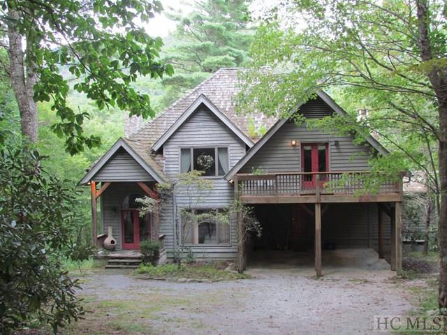 1501 Wandering Ridge, Cashiers, NC 28717 (MLS #86866) :: Berkshire Hathaway HomeServices Meadows Mountain Realty