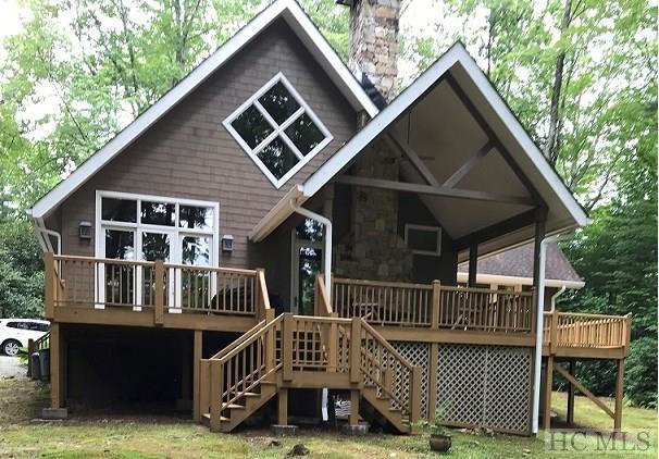 1580 Fairway Drive, Lake Toxaway, NC 28747 (MLS #86868) :: Landmark Realty Group