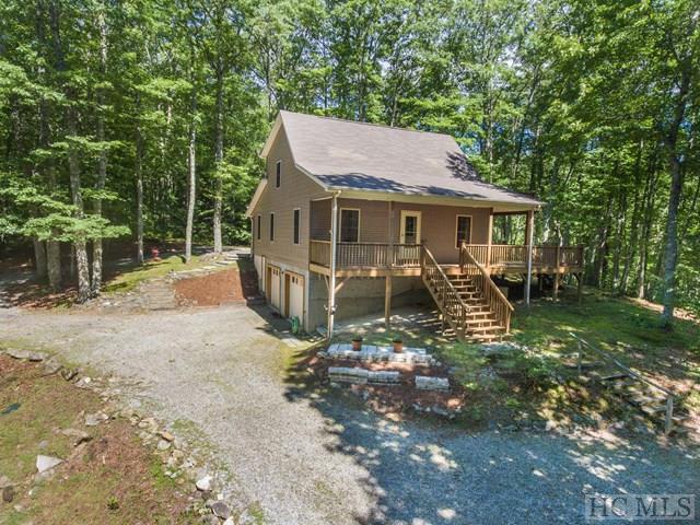 1544 Ell Ridge, Glenville, NC 28736 (MLS #86902) :: Landmark Realty Group