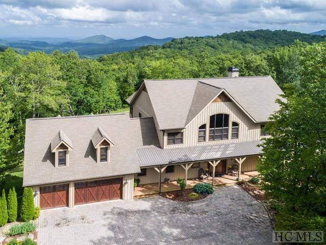 380 Panthertown Trail, Sapphire, NC 28774 (MLS #86905) :: Berkshire Hathaway HomeServices Meadows Mountain Realty